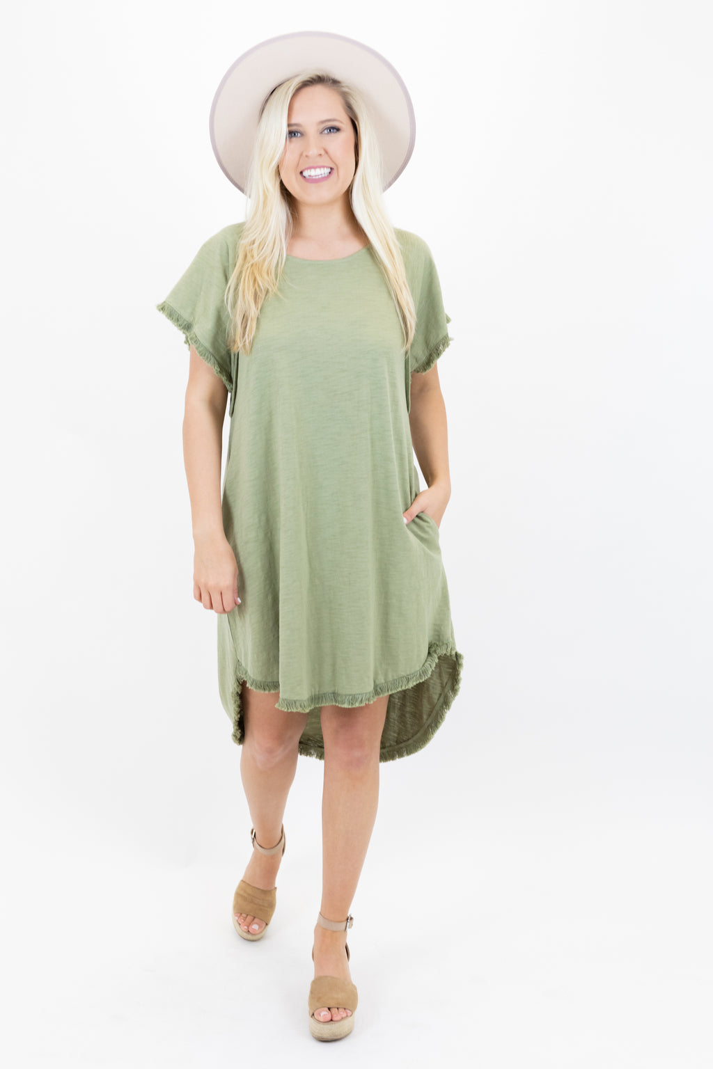 Looking For Comfort Dress