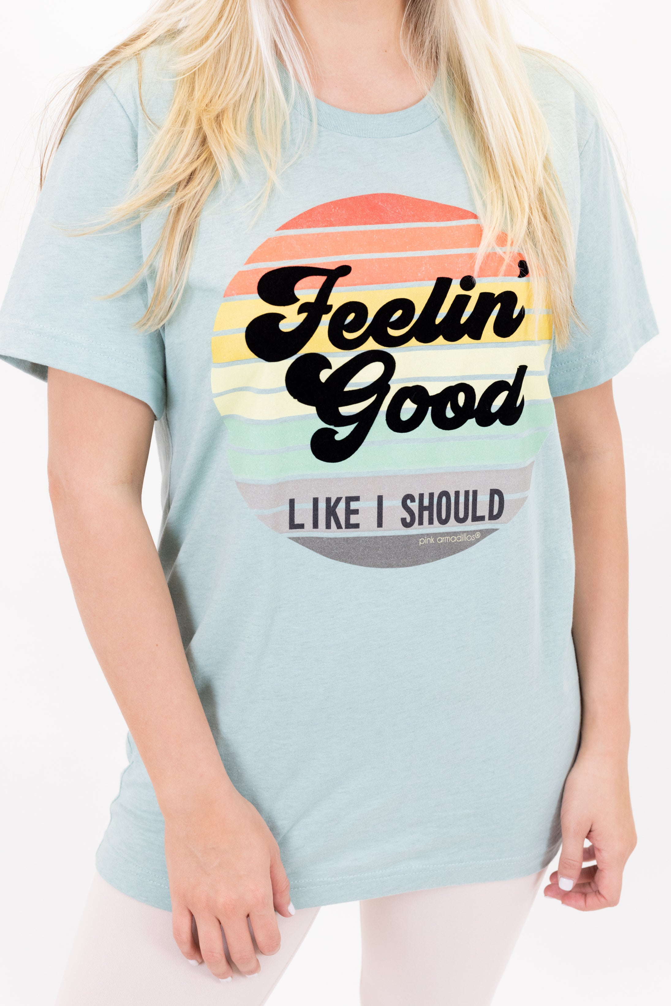Feelin' Good Graphic Tee