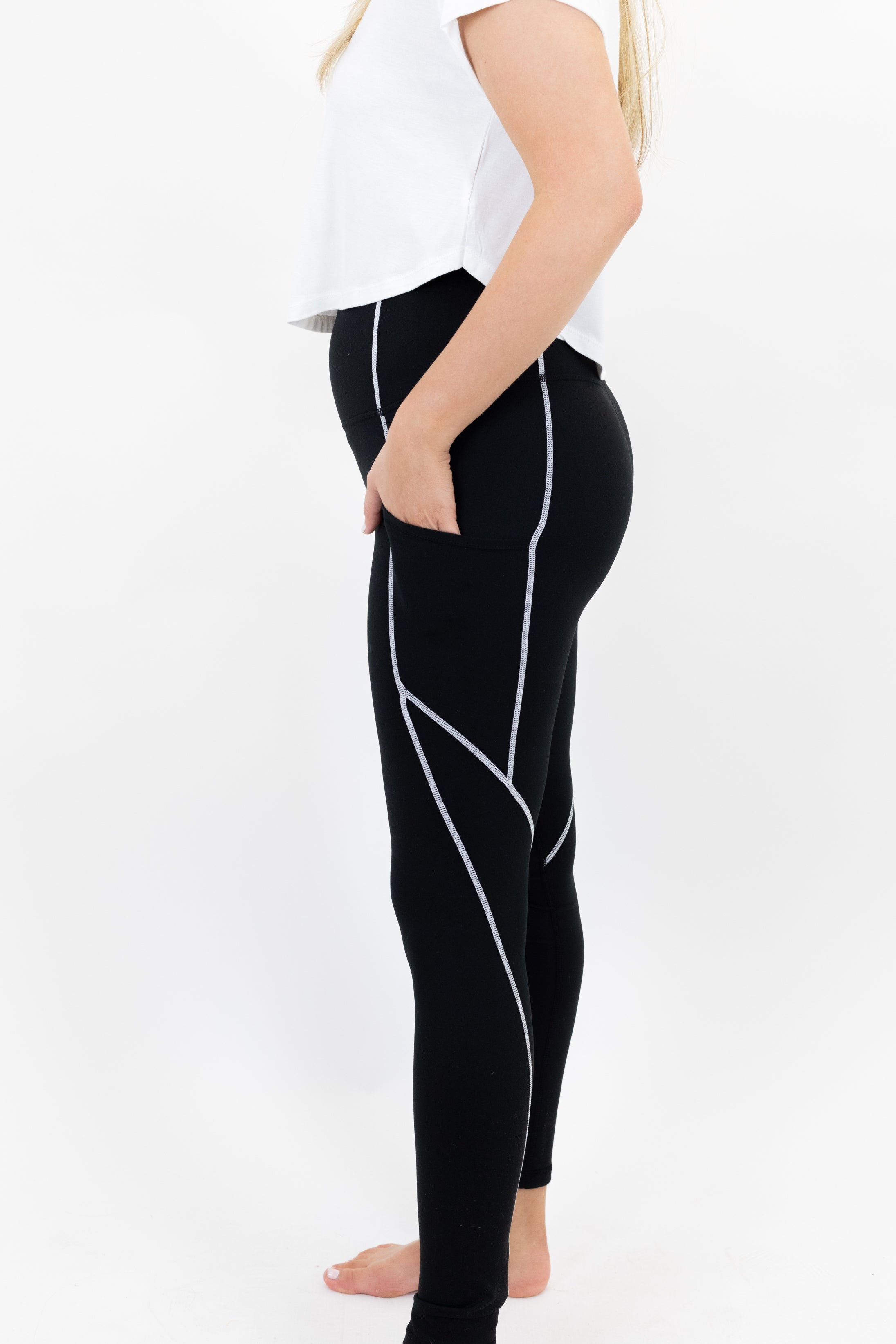 Color Inside The Lines Leggings