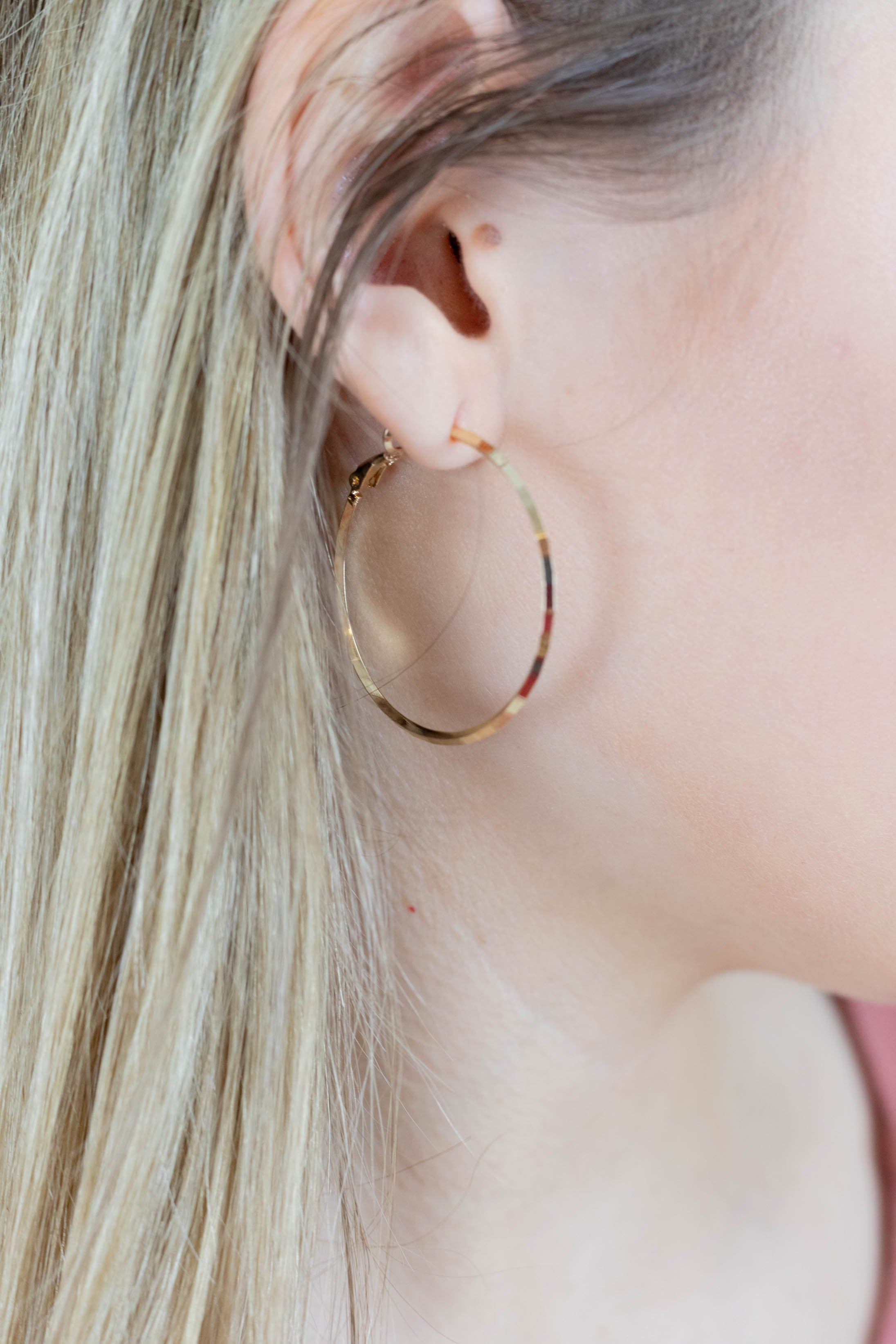 Perfectly Classic Earrings