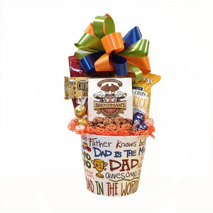 Dads love this Father's Day gift of delicious treats!