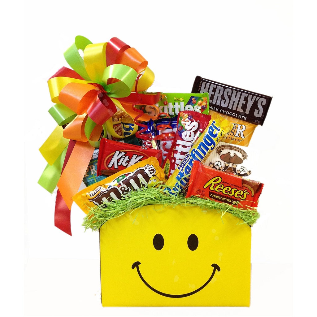 This gift basket is sure to make your loved ones smile!