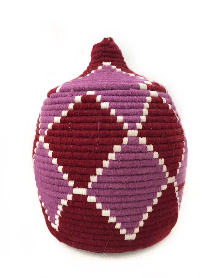 'Ruby' Berber Basket