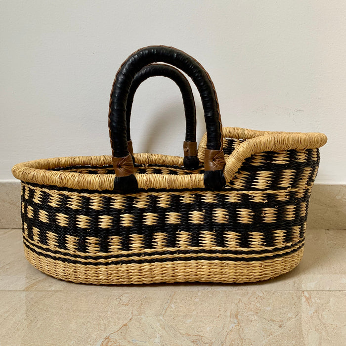 CHECKERS - Tiny Moses Basket