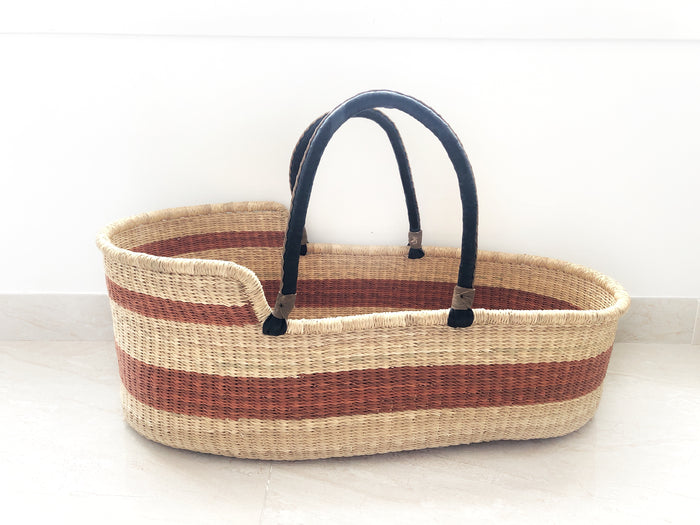 'Forest' Moses Basket