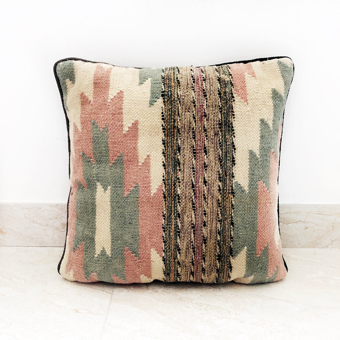 Vintage Rug Pillow – 01