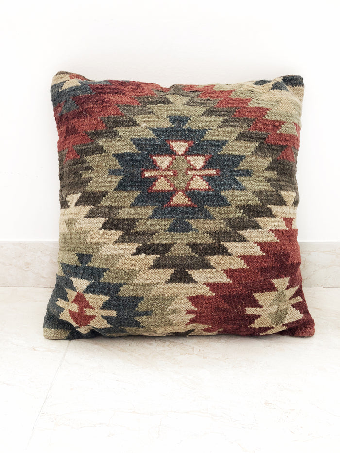 Vintage Rug Pillow – 02