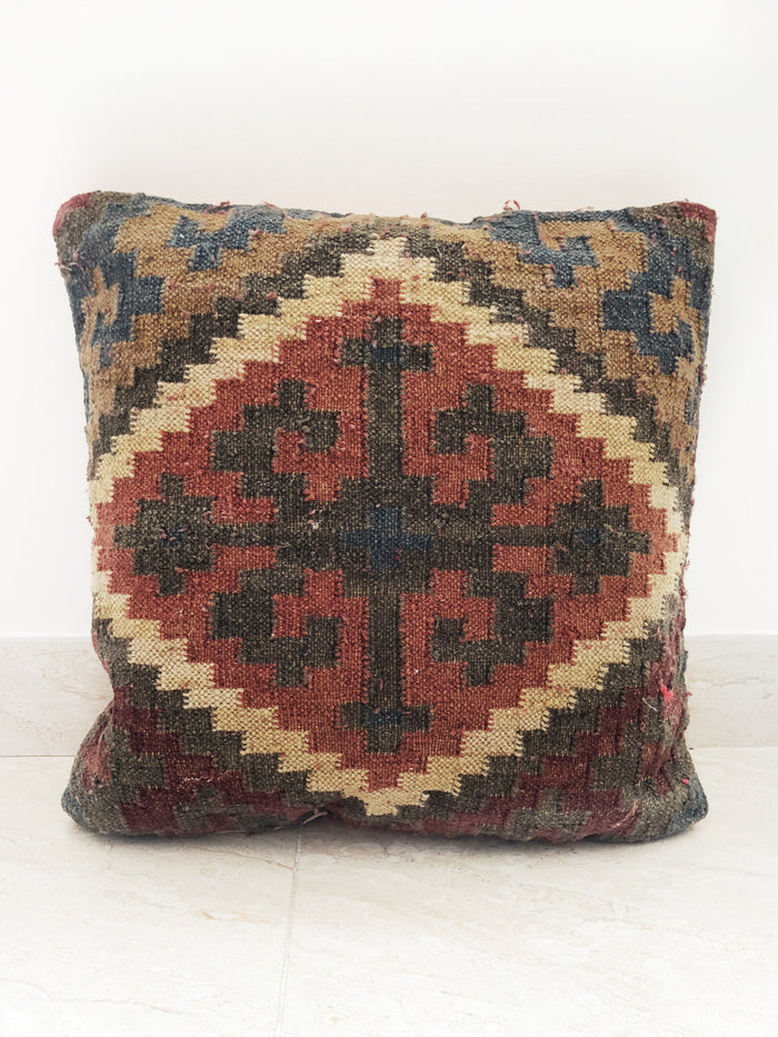 Vintage Rug Pillow – 03