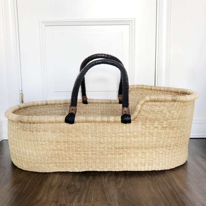 'SANDY' Moses Basket