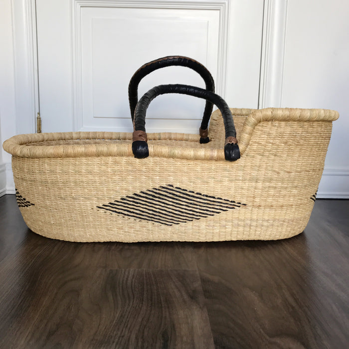 'ARROW' Moses Basket
