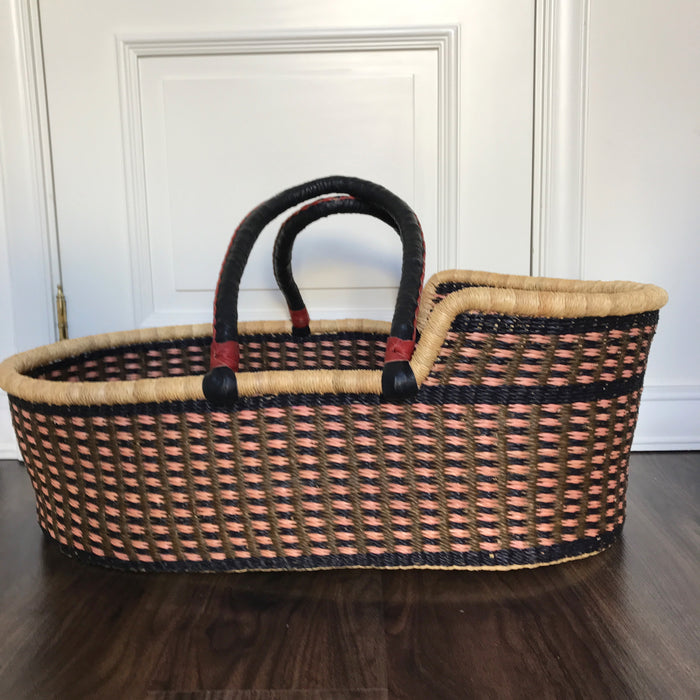 'POPPY' Moses Basket