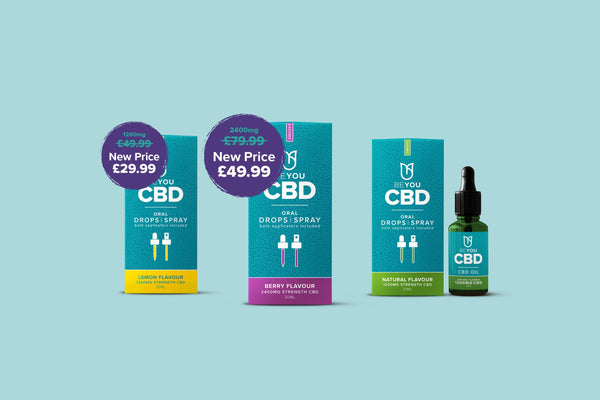More Value. More CBD!
