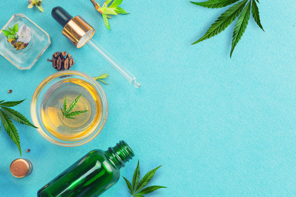 What other cannabinoids are there in CBD oils?