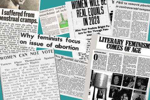 Feminism in the news
