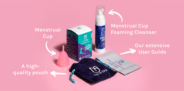 What is the Menstrual Cup Starter Pack?