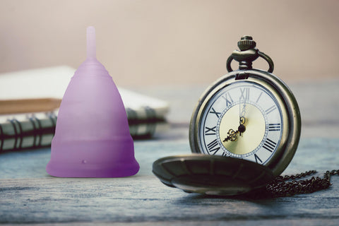 History of the menstrual cup