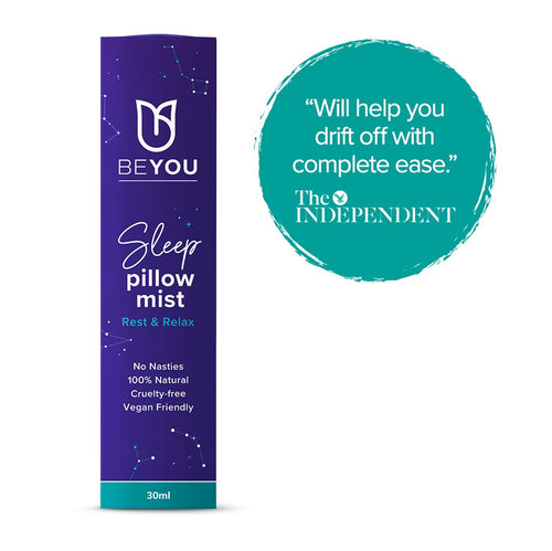 pillow spray to help relax and fall asleep