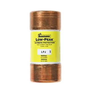 Bussmann electrical LPJ-60SP amp fuse