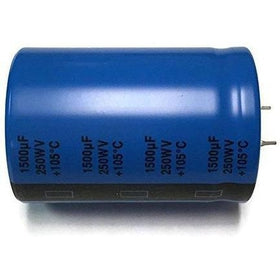 1500uF 250V Electrolytic Capacitor | Pack of 1