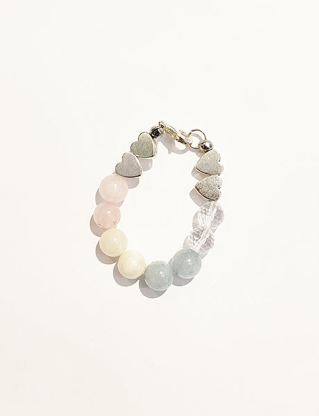 Introducing Our Divine Feminine Crystal Bra Bracelet