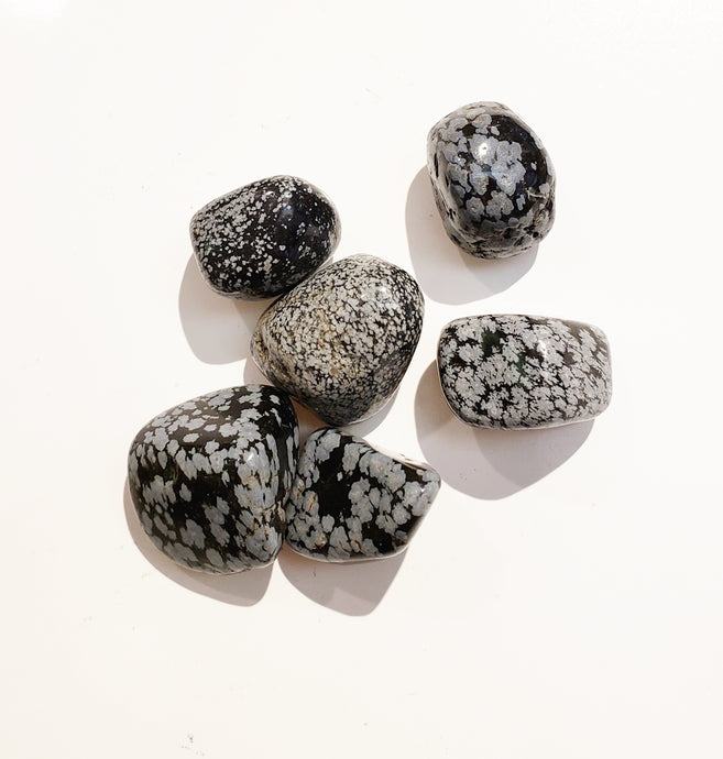 Establish Personal Power With Snowflake Obsidian
