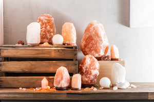 How to Clean a Himalayan Salt Lamp