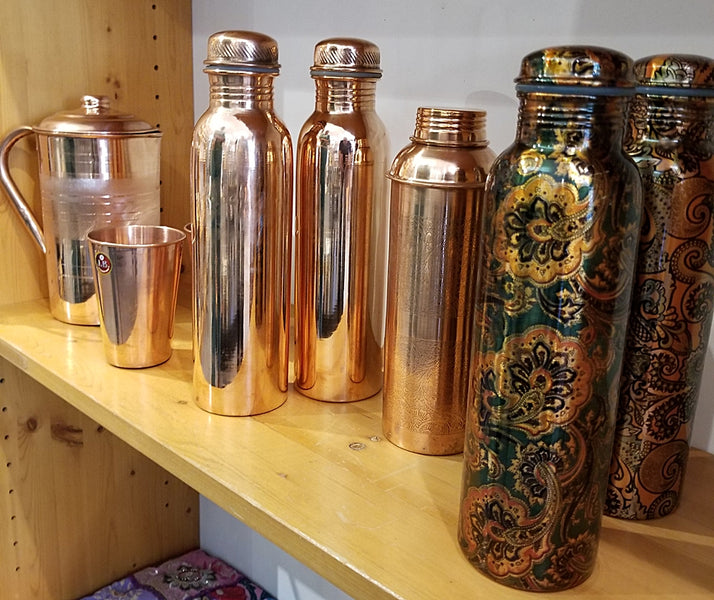 Copper H20 - Why Drink From A Copper Water Bottle