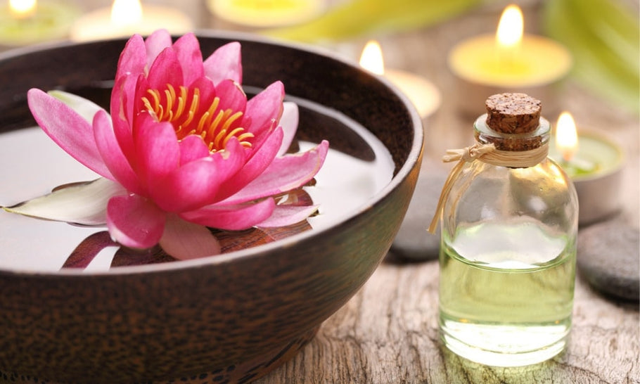 The Benefits of Lotus Oil