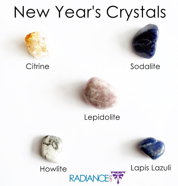 New Year's Crystals - 2020