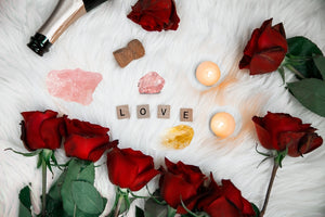 Our Exclusive Crystal Collection For Love & Romance