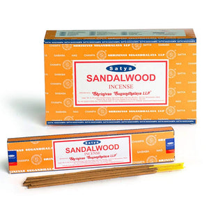 Sandalwood -The Sacred Scent