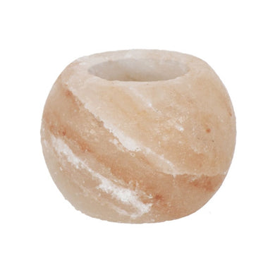 Himalayan Salt T-Lite Candle Holder