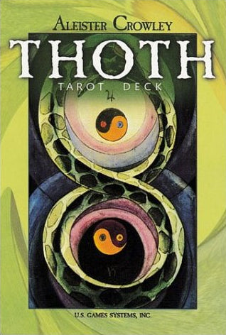 Aleister Crowley's The Book of Thoth Tarot Deck