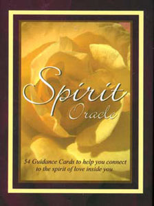 Spirit Oracle Guidance Cards
