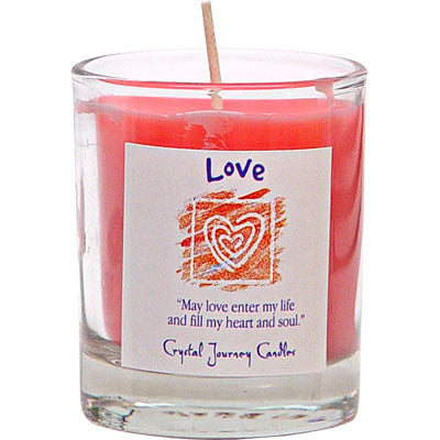 Soy Wax Votive - Love