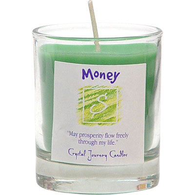 Soy Wax Votive - Money