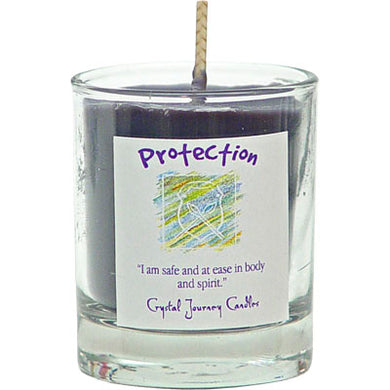 Soy Wax Votive - Protection