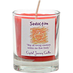 Soy Wax Votive - Seduction