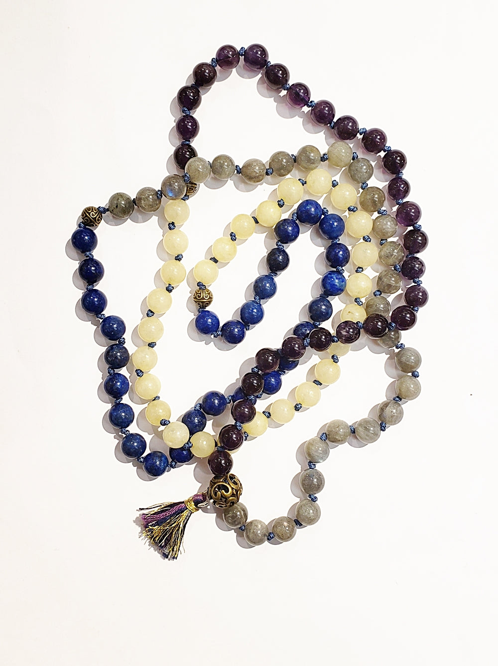 Intention Collection Wisdom Mala