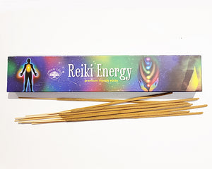 Reiki Energy Incense Sticks
