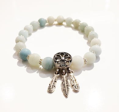 Peaceful Sleep Intention Bracelet
