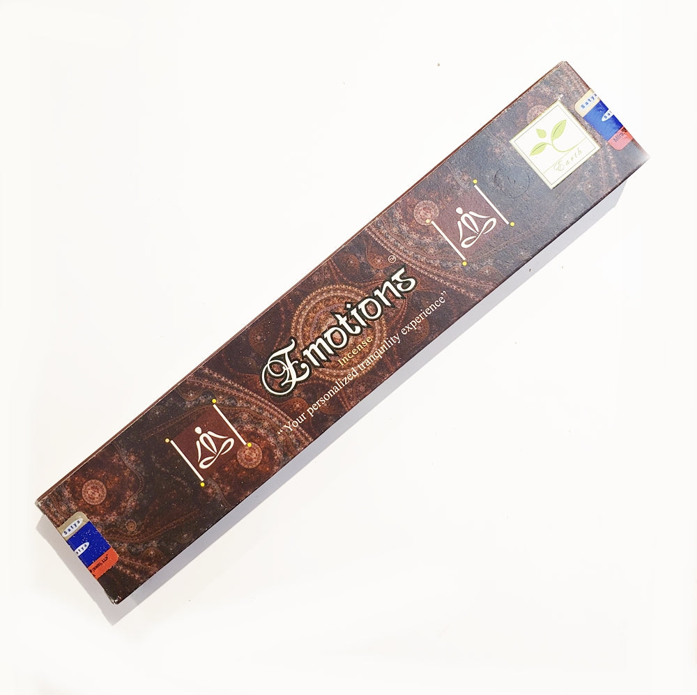 Satya Supreme Emotions Incense