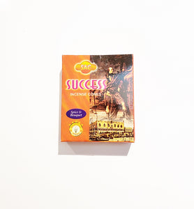 Success Incense Cones