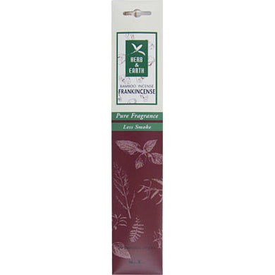 Herb & Earth Frankincense Incense