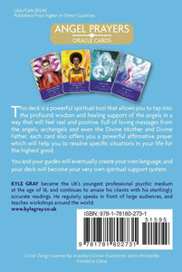 Angel Prayers Oracle Cards