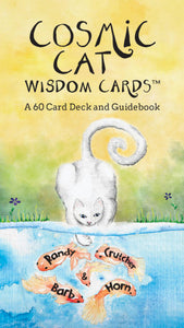 Cosmic Cat Wisdom Deck