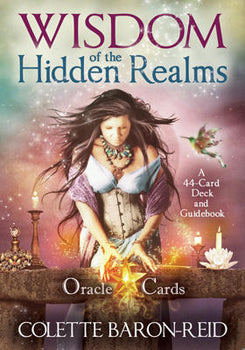 Wisdom Of The Hidden Oracle Cards