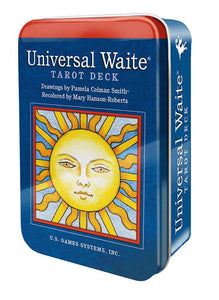 Universal Waite Tarot in a Tin