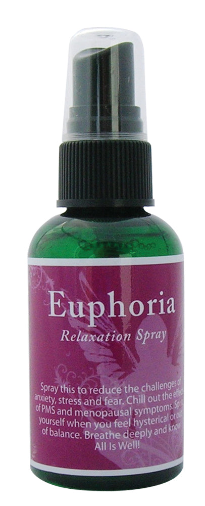 Euphoria Relaxation Spray 2oz
