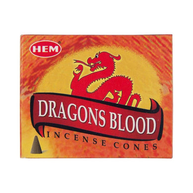 Dragon Blood Hem Cones